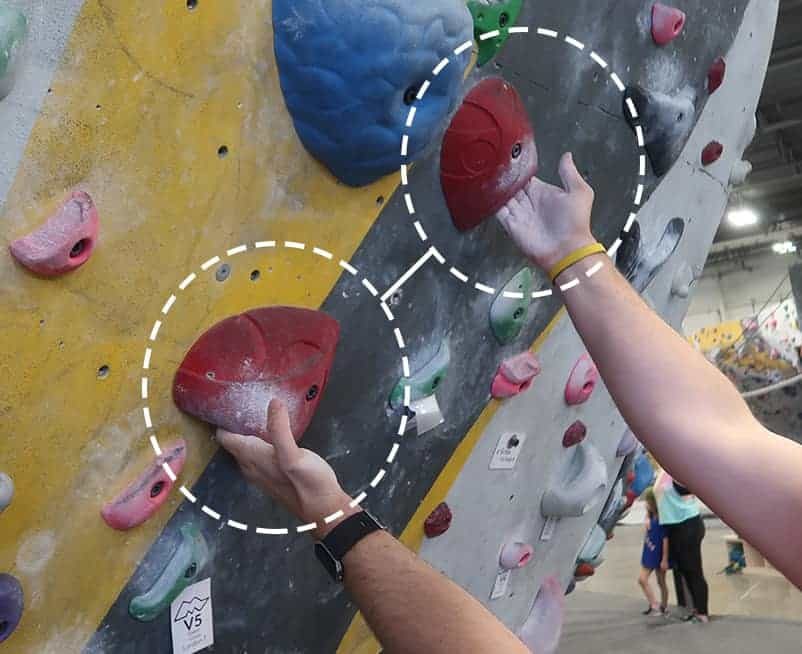 What Are Undercling Climbing Holds and Why Climbers Love/Hate Them