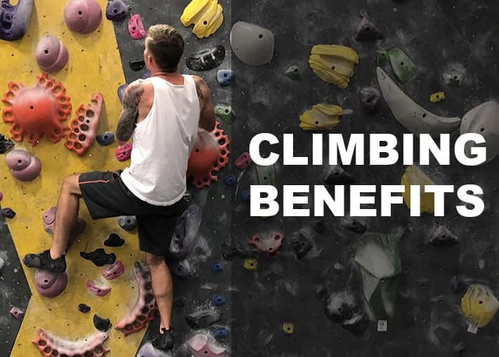 22 Health Benefits of Climbing – Backed by Research