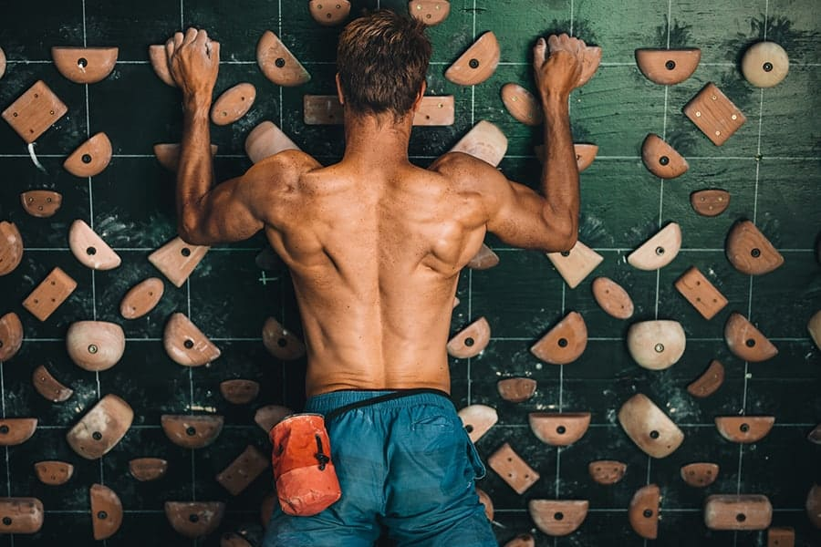 Can Climbing Build Muscle and Replace Weight Training?