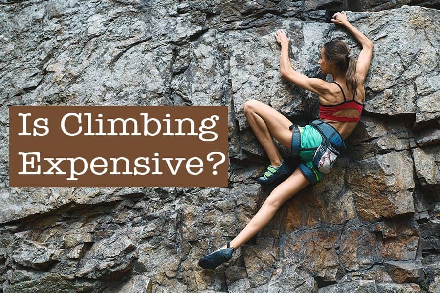 How Much Does Rock Climbing Cost? Bouldering and Sport Climbing Gear