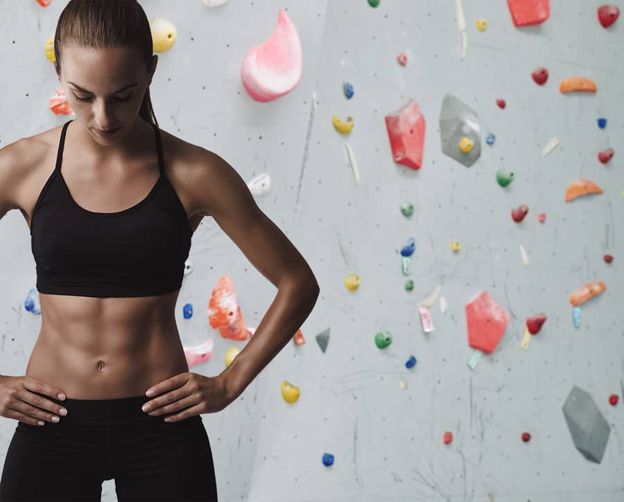 Can Climbing Build Abs and Make You Look Chiseled?