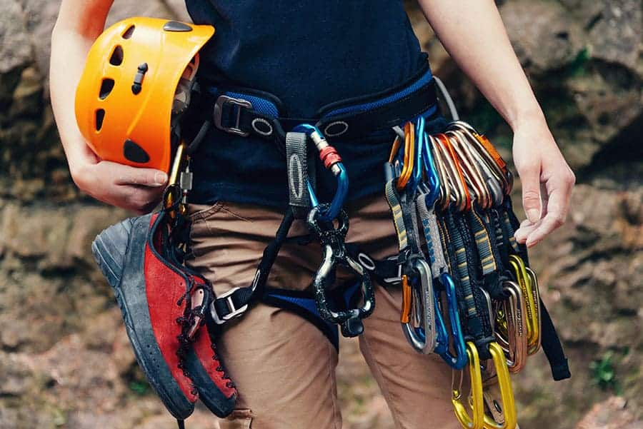 How To Clean and Disinfect All of Your Climbing Gear – Send Edition