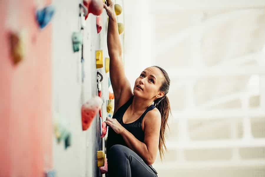 Tips for Handling Your Period While Climbing