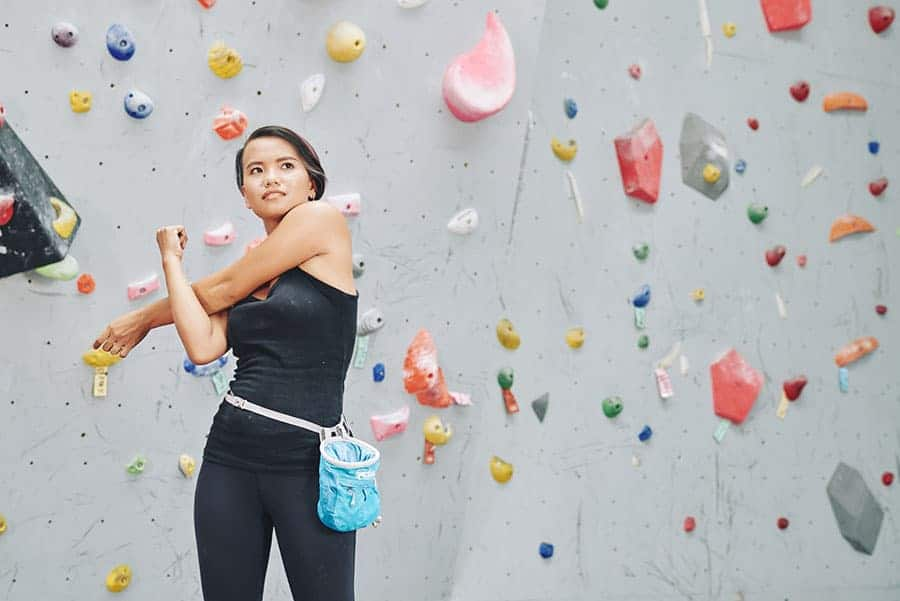 5-10 Minute Warm-Up For Climbing