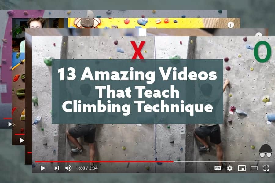 How To Learn Climbing Technique For Beginners