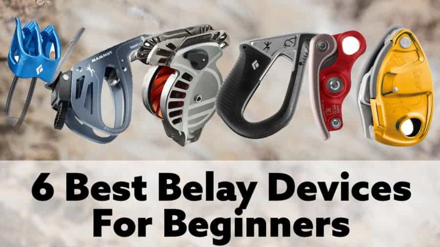 6 Of The Best Belay Devices For Beginner Climbers