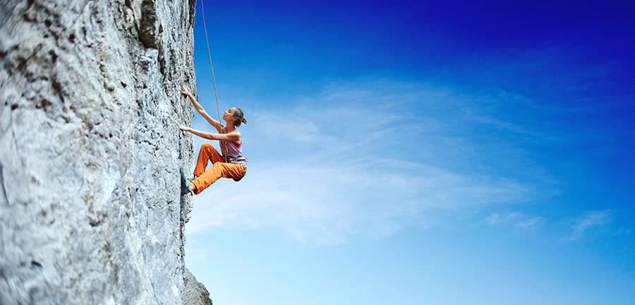 How Are Climbing Routes Graded?