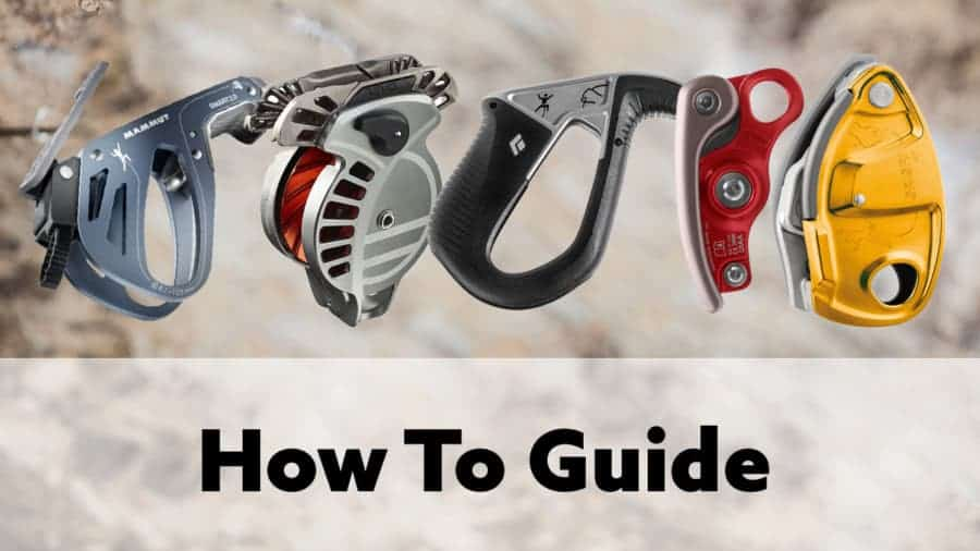 How To Belay:  Using Assisted Locking Belay Devices
