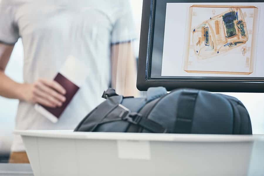 The Best Way To Take Climbing Chalk Through Airport Security