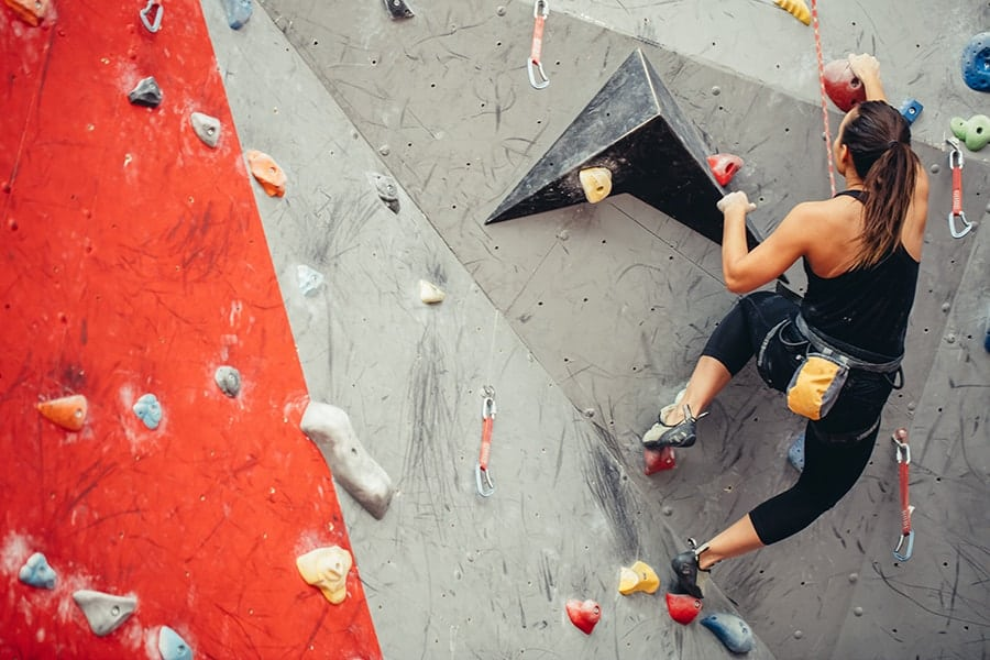 Is Climbing Considered A Sport