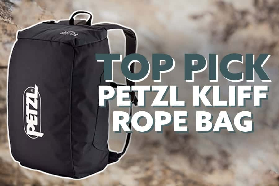 The Best Rope Bag for Outdoor Climbing (Material, Comfort, Size, Price)