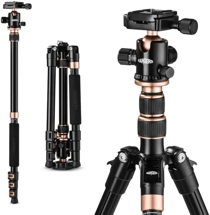This image has an empty alt attribute; its file name is Tripod.jpg