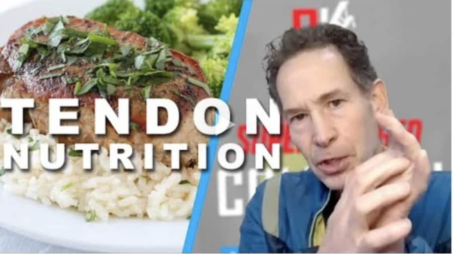 Proper Nutrition for Tendons for Climbers