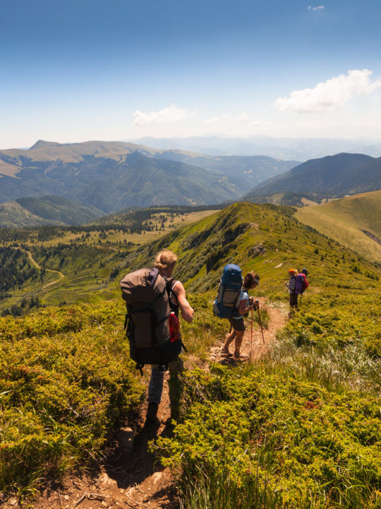 How often should you hike? Beginners to advanced hikers