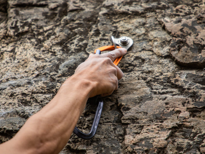 How to build safe climbing anchors from bolts
