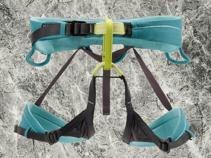 My Favorite Harness for Climbing