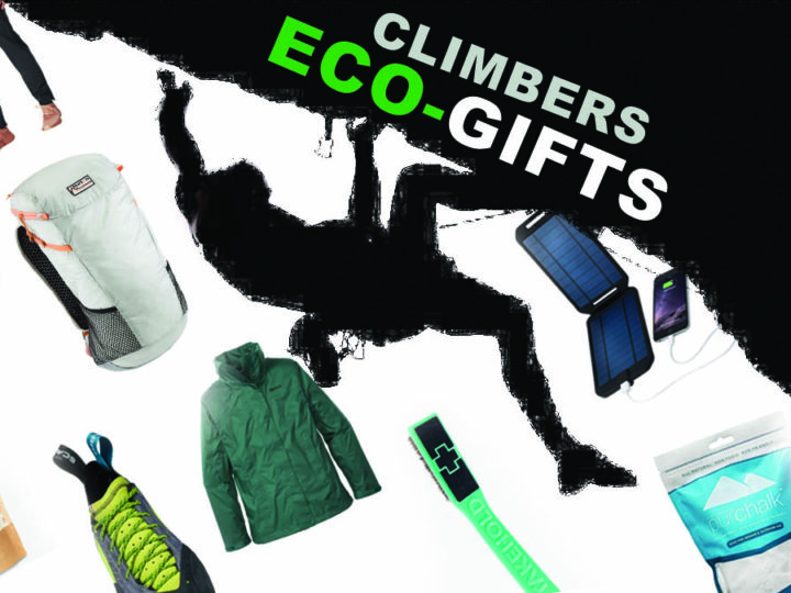 Eco-Friendly Gift For Climbers: Gift Guide