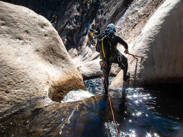 The Best Rappelling Device For Canyoneering