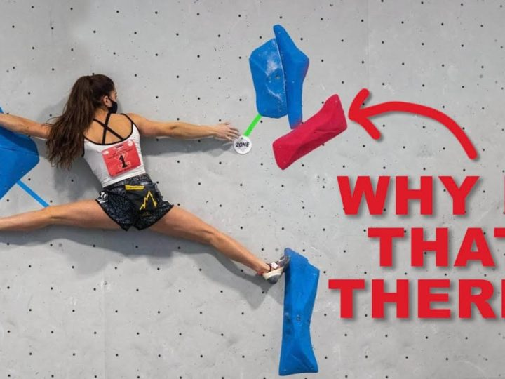 How Climbing Routes Are Set: Interview with Team USA Chief Route Setter Mike Bockino